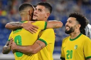 Brasil e Espanha na final das Olimpíadas de Tóquio