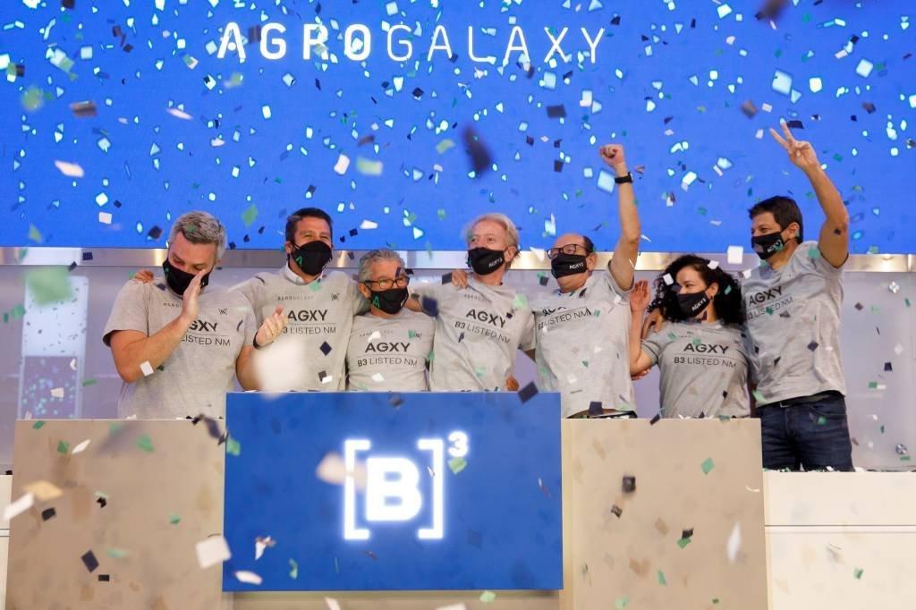 IPO AgroGalaxy