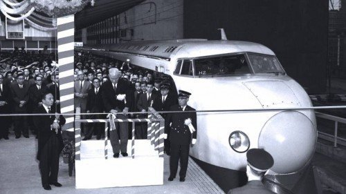 Shinkansen o primeiro trem bala do Japao 57 years later, Tokyo tries to repeat success and legacy of the Games of 64