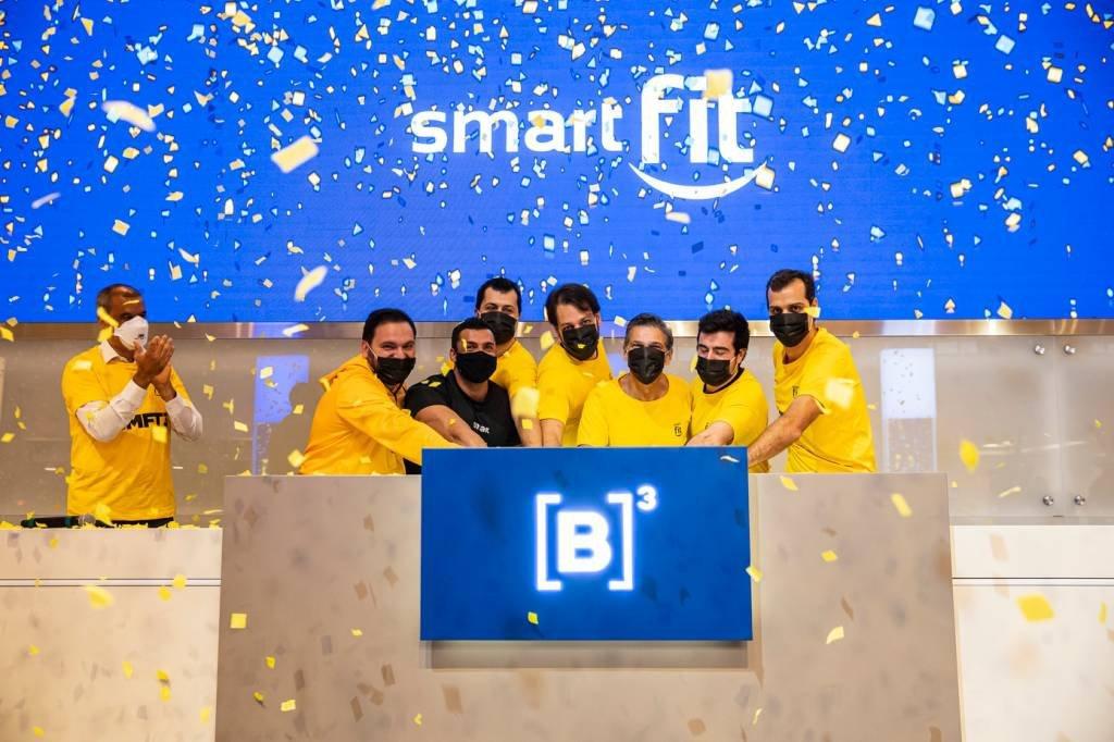 IPO da Smart Fit na B3