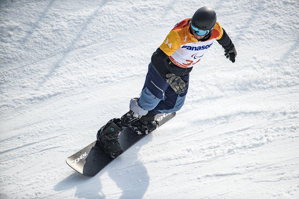 Atleta paralímpico e CEO, para André Cintra as profissões se cruzam