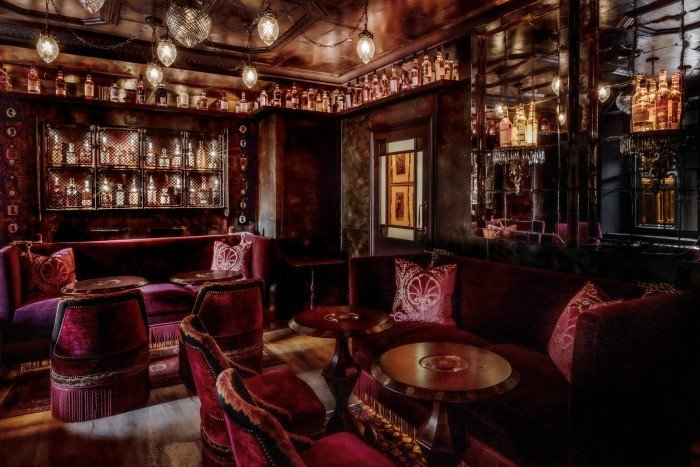 berties whisky bar 2 Whiskey: Scotland gets a luxurious (and affordable) bar dedicated to drinking
