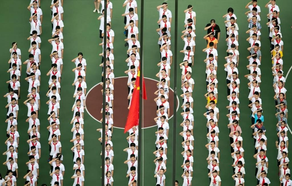 Educação China