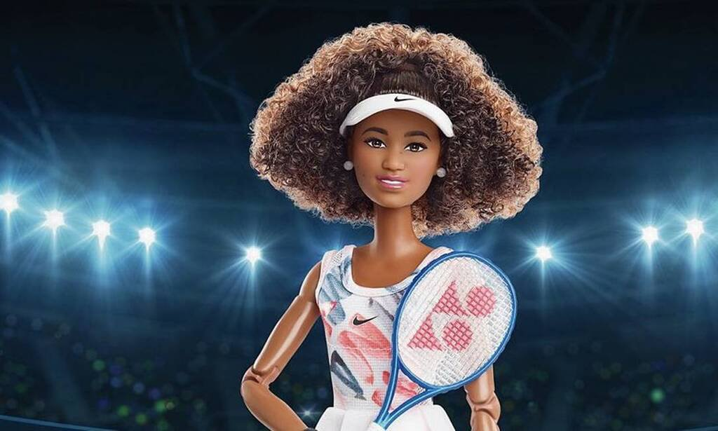 Naomi Osaka ganha linha de bonecas Barbie   Exame