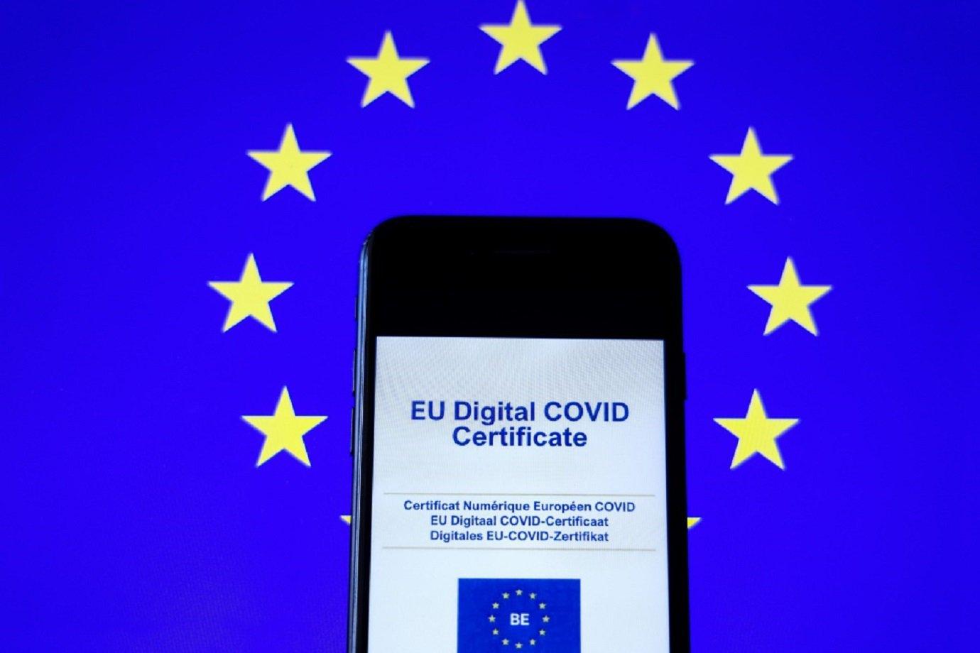 Certificado Digital Da Covid 19 Entra Em Vigor Na Uniao Europeia Exame