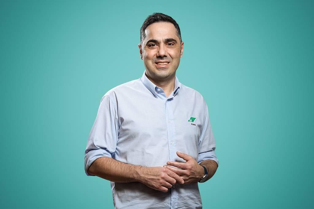 Christiano Teixeira, CEO da Klabin