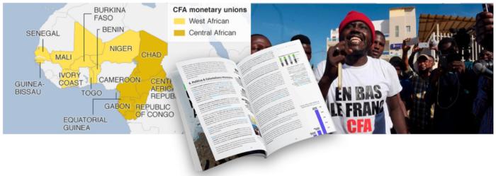 CFA Monetary Unions