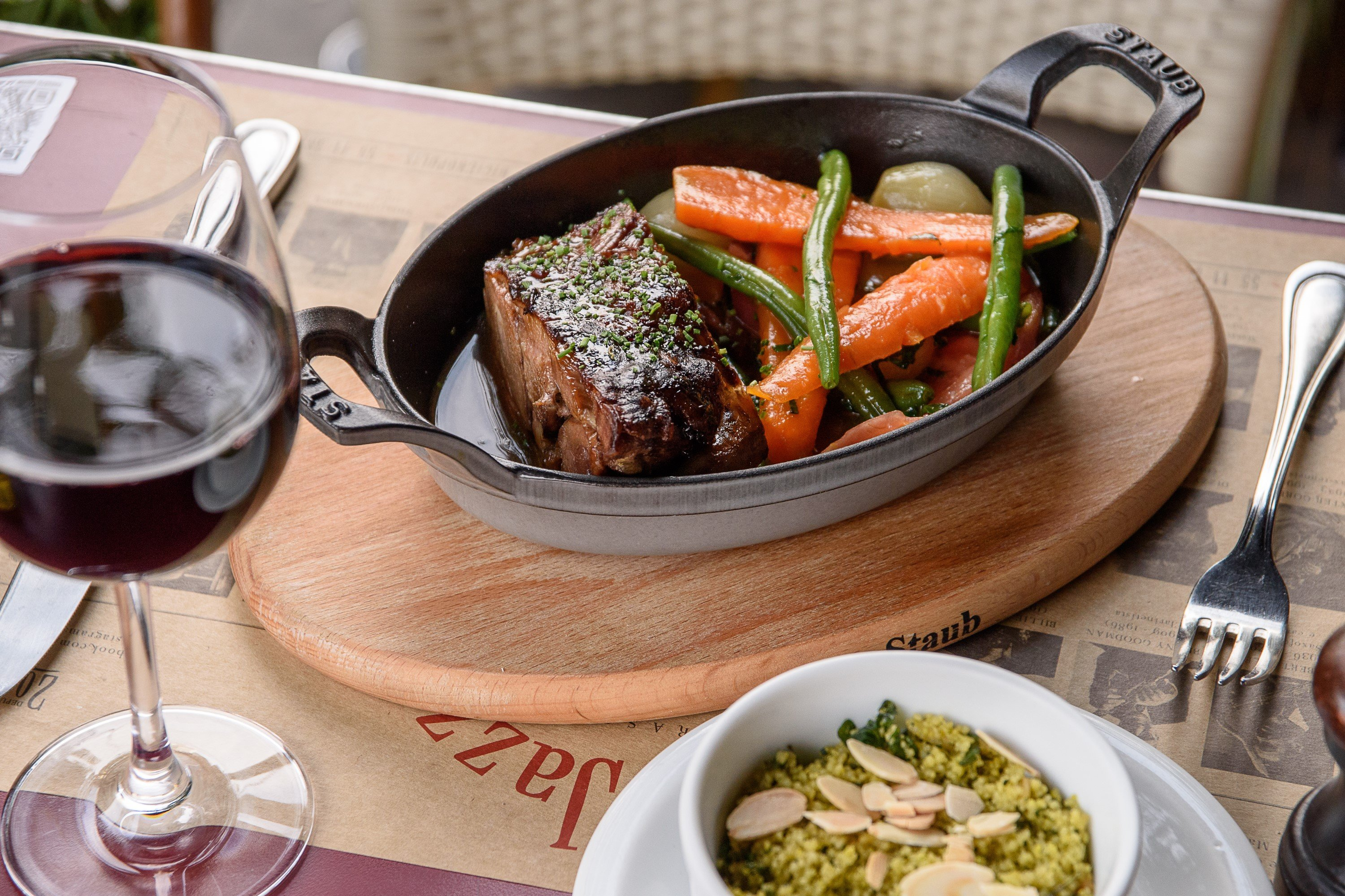 le jazz 10 restaurants and deliveries for Father's Day 2021