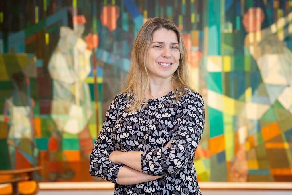 Tatiana Grecco, diretora de risco de Mercado e Liquidez do Itaú Unibanco