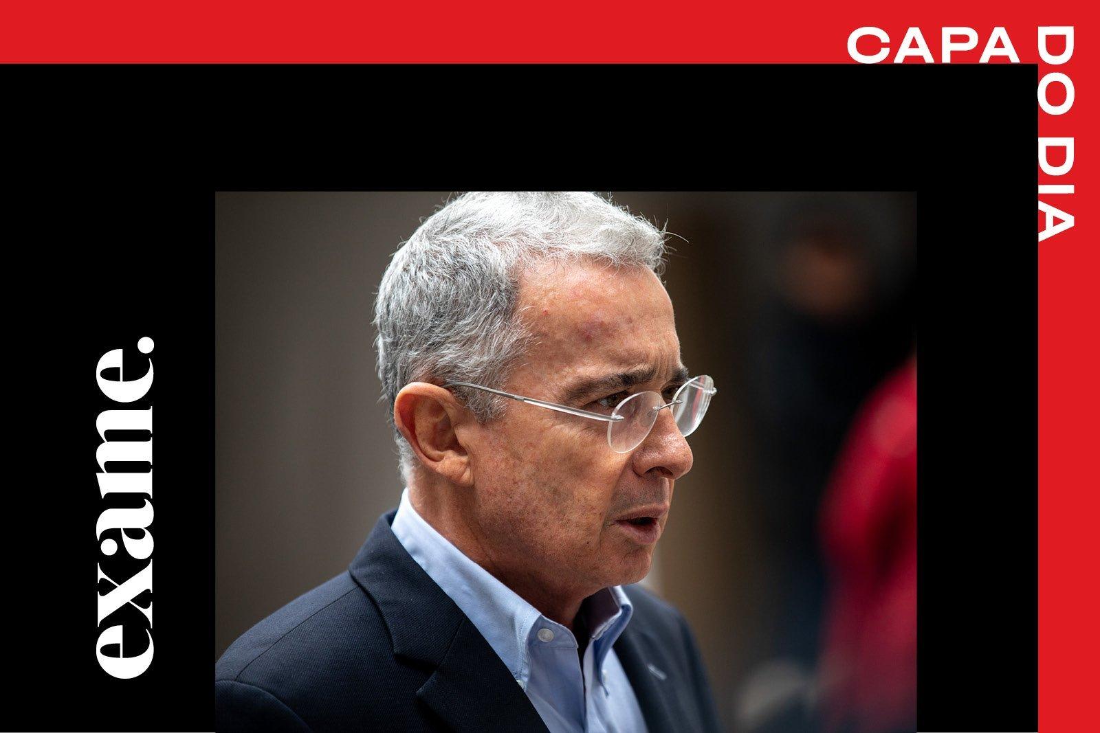 Uribe, ex-presidente da Colômbia: direita não pode esquecer do social