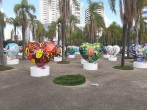 Art of Love no Memorial da América Latina