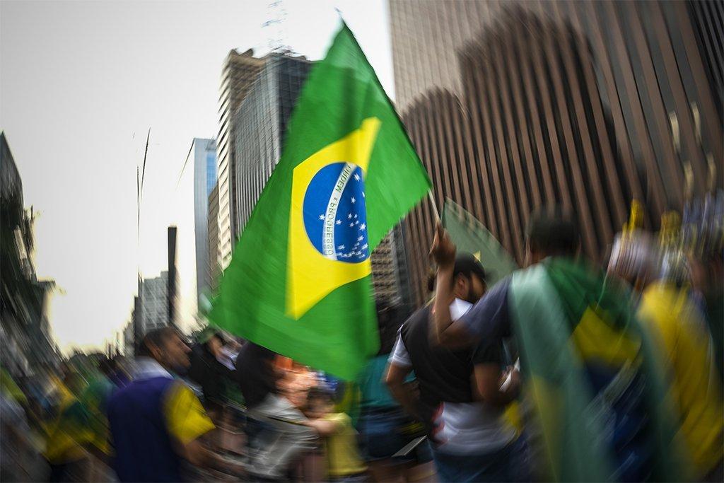 Protesto 7 de setembro de 2021; protesto da Liberdade Av Paulista; Bolsonaro