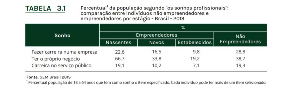 Empreendedorismo no Brasil durante a pandemia