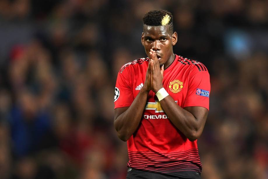 Paul Pogba (Manchester United), $34 million.