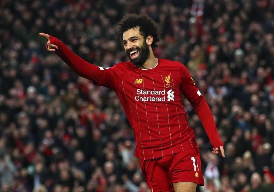 Mohamed Salah (Liverpool), 41 million dollars.