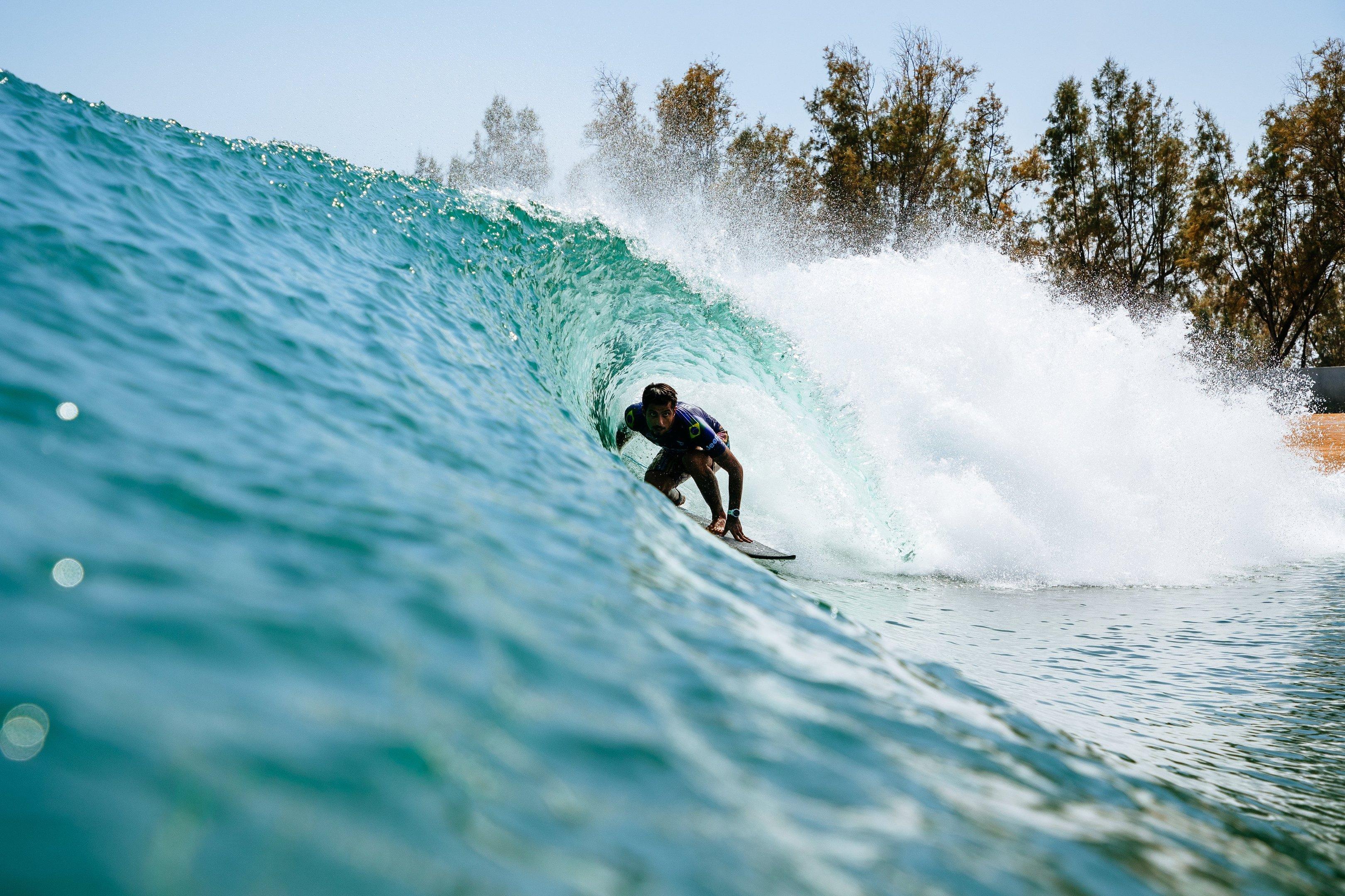 Mundial de Surfe 2021 terá pódio brasileiro com Ítalo, Medina e Filipe
