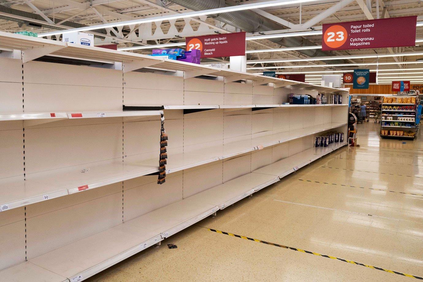 GettyImages 1234179100 No milkshake at McDonald's and chicken at KFC: the UK crisis