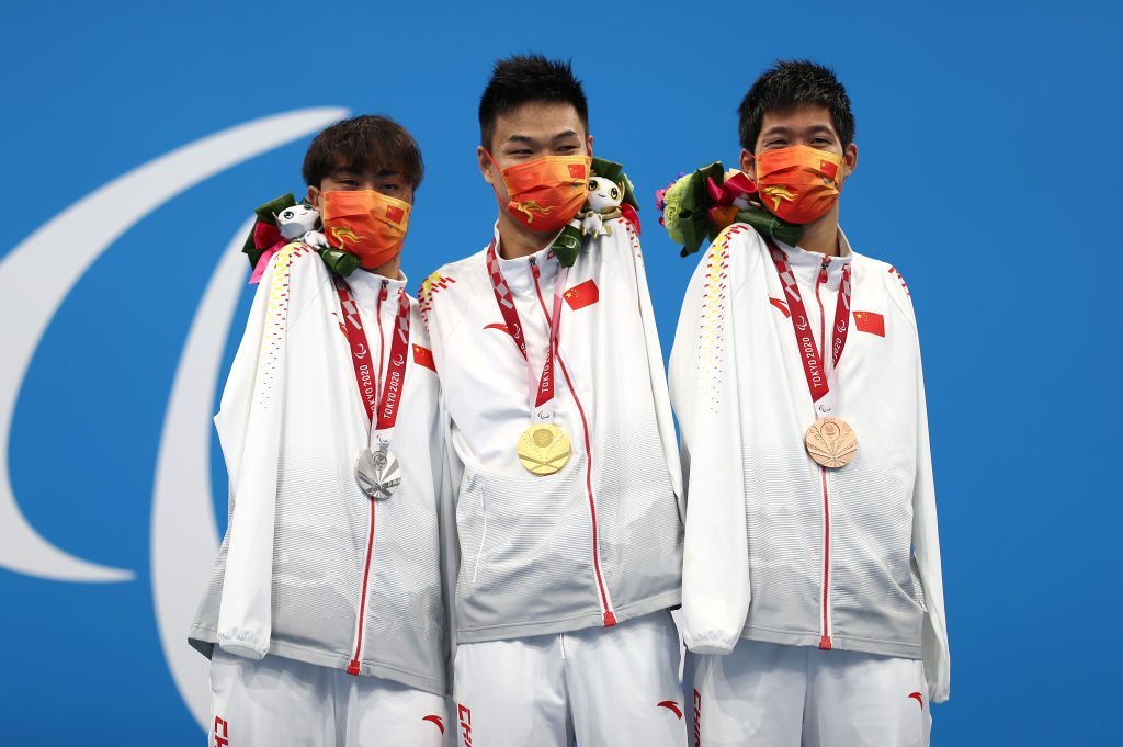GettyImages 1337606887 China dominates Paralympics and already surpasses Athens' performance