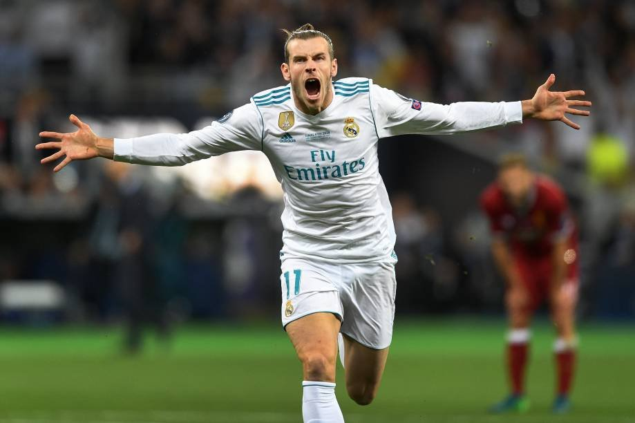 Gareth Bale (Real Madrid), 32 million dollars.