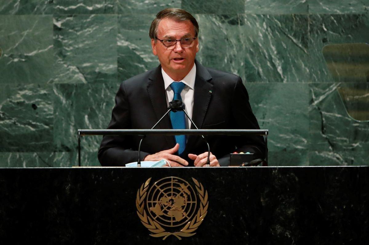 Jair Bolsonaro ONU 2021