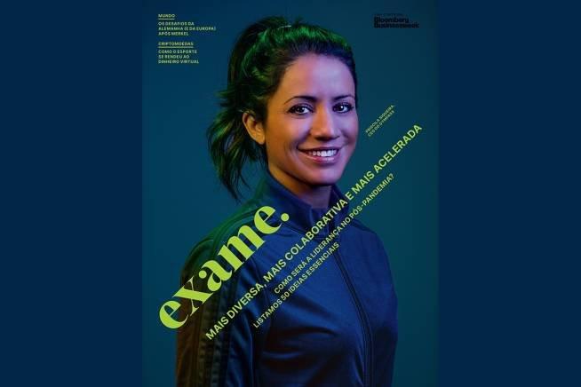 Capa revista exame edição 1233