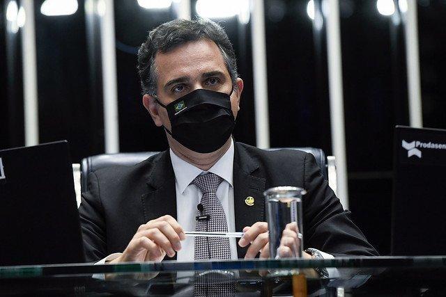 Pacheco: Senado vai focar em Correios, reformas e mudanças eleitorais