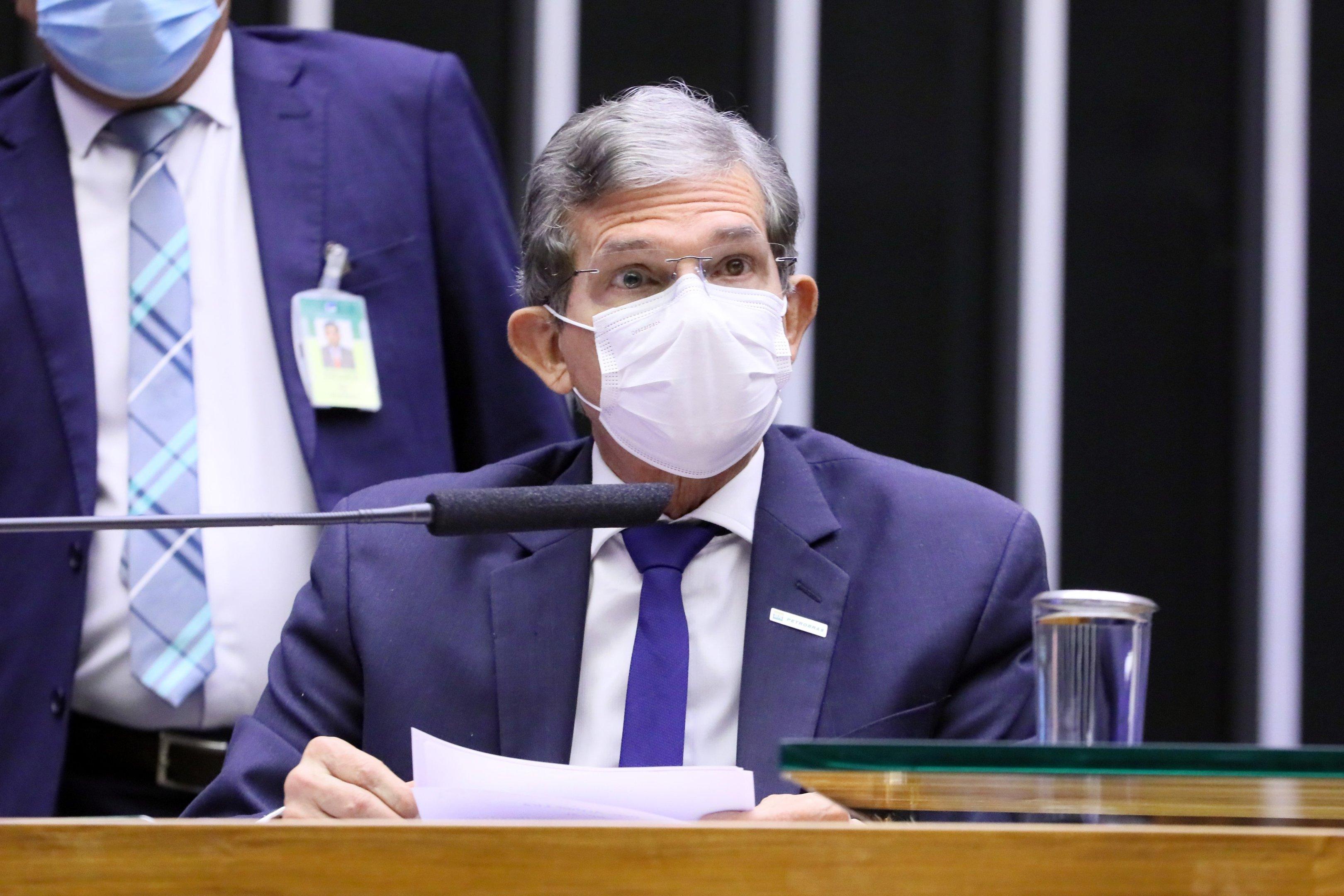 Silva e Luna na Câmara: Petrobras tem forte estrutura de governança