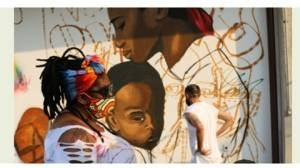 Mural na Fábrica de Cultura de Diadema