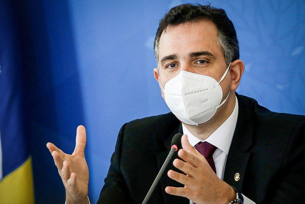 Pacheco: ICMS de combustíveis terá atenção do Senado se for 'caminho bom'