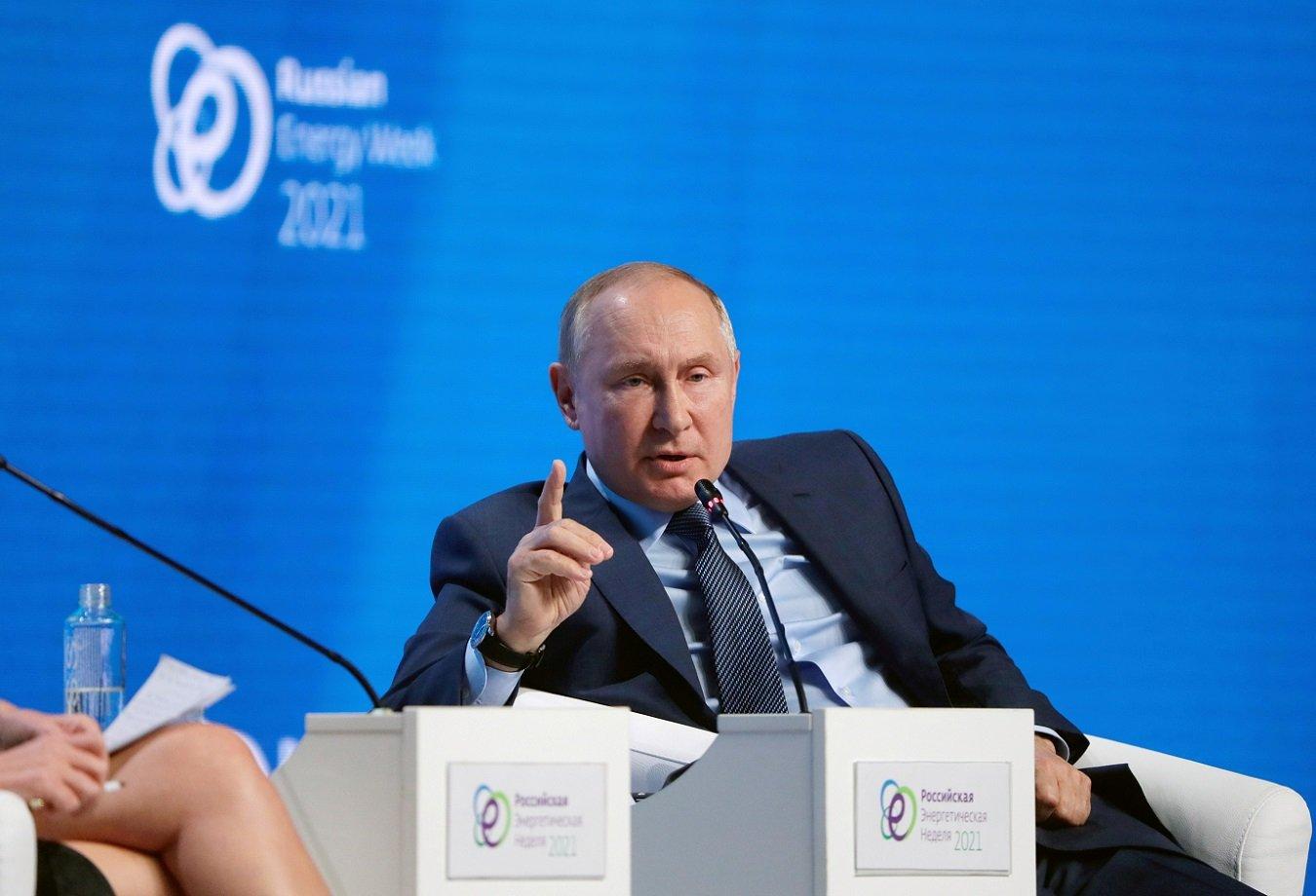 Putin diz ver potencial para trabalhar com Biden em energia e segurança