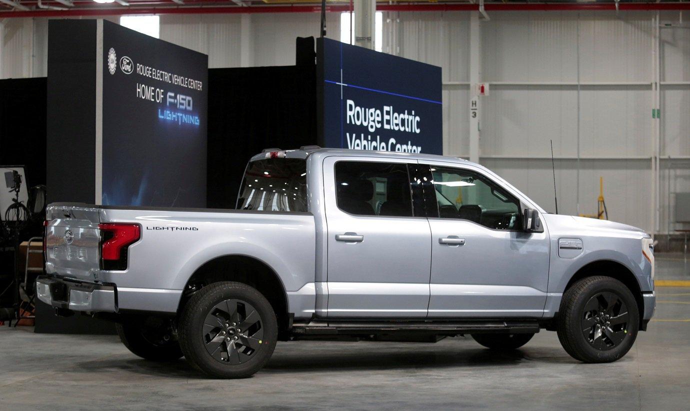 Clientes da Ford resistem à frota de veículos elétricos