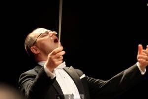 Maestro estoniano Alvo Volmer na Osesp