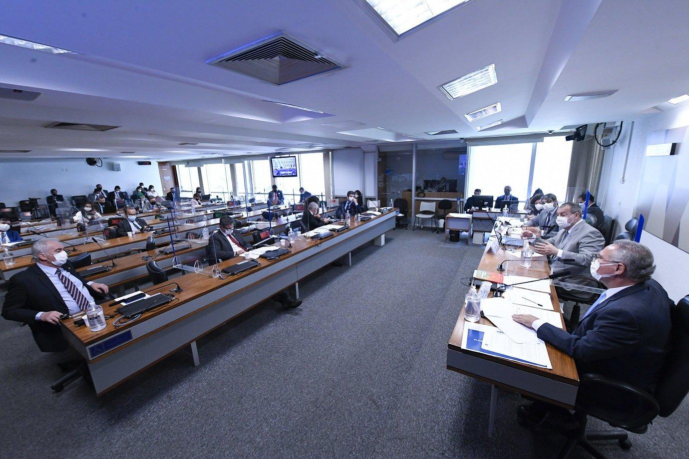 Em reta final da CPI, senadores da comissão têm forte desempenho online