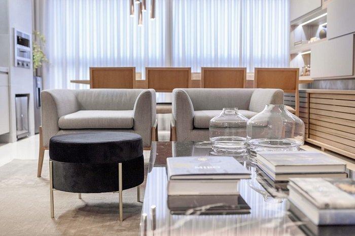 Do clássico ao moderno: três estilos de poltronas para casa