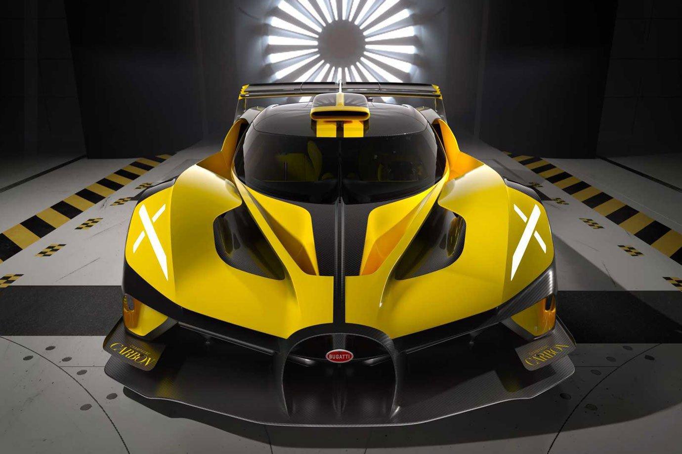 Bugatti-Bolide
