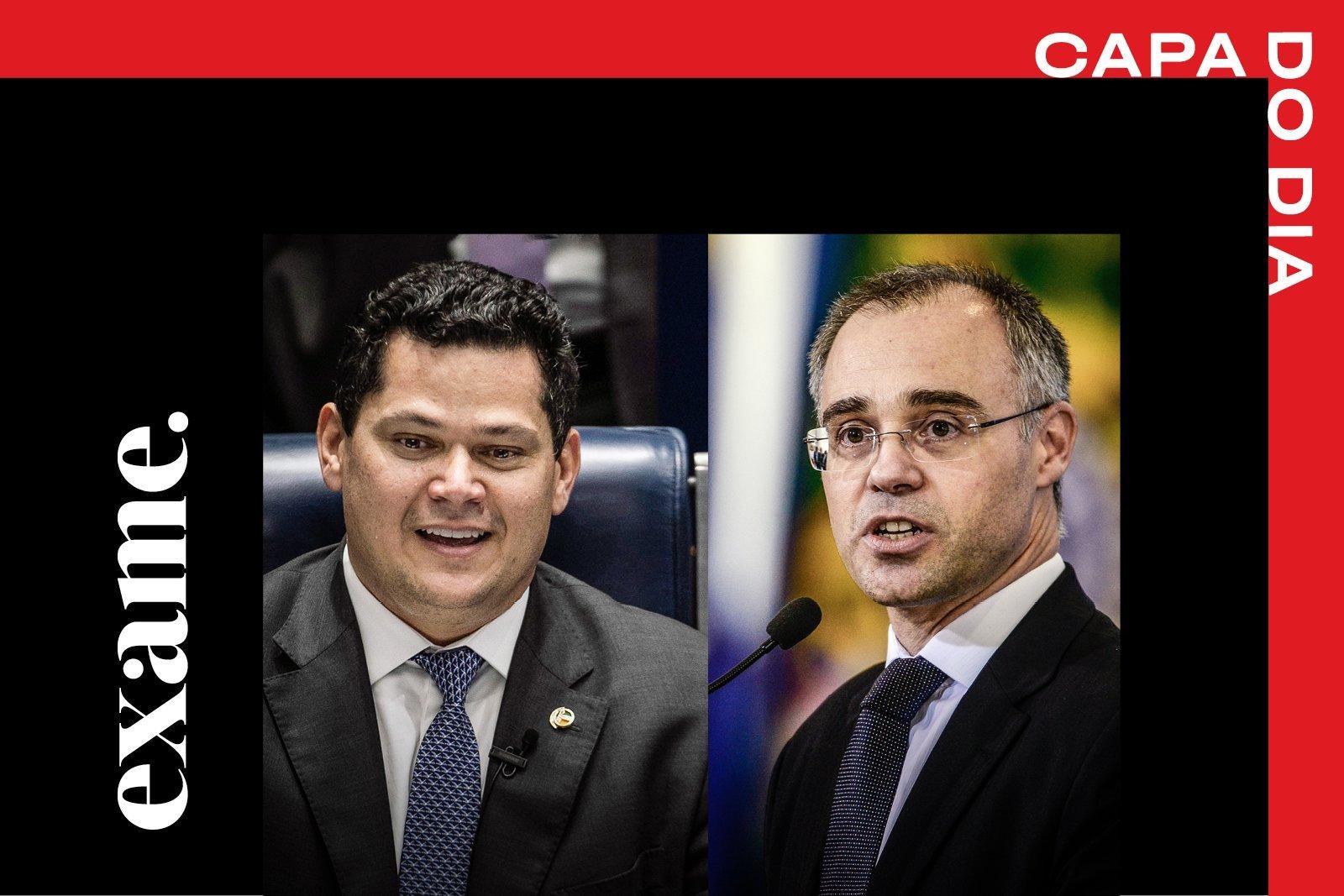 Mágoas, revanche e eleições motivam disputa entre Alcolumbre e Mendonça