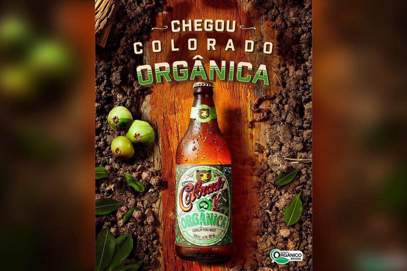 Ambev lança sua primeira cerveja orgânica no Brasil