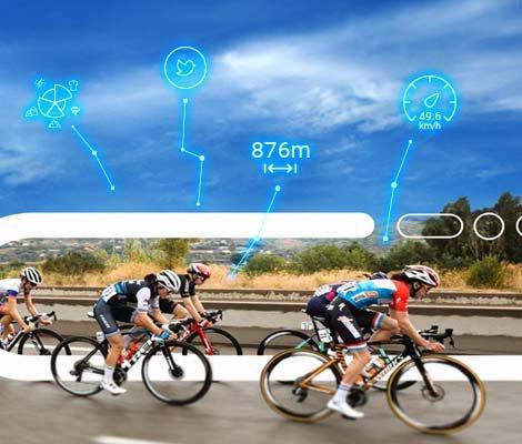 NTT Ltd. anuncia parceira oficial do Tour de France Femmes avec Zwift