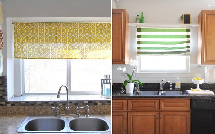 News and Talk about Home Decorating Ideas e Homedit Curtains or blinds? What is the best solution for your home?