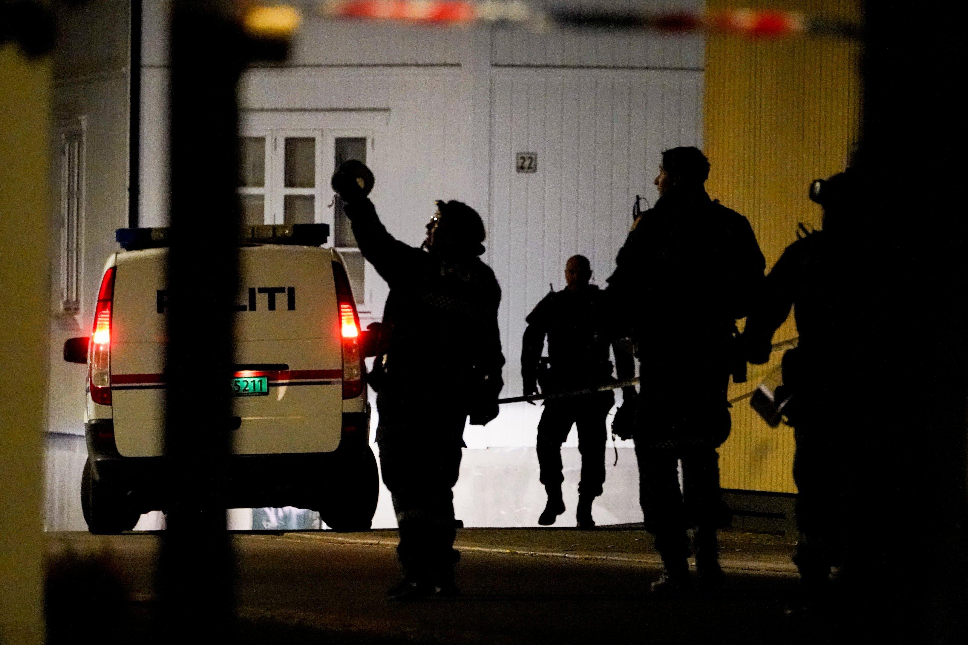 Ataque com arco e flecha deixa 5 mortos na Noruega