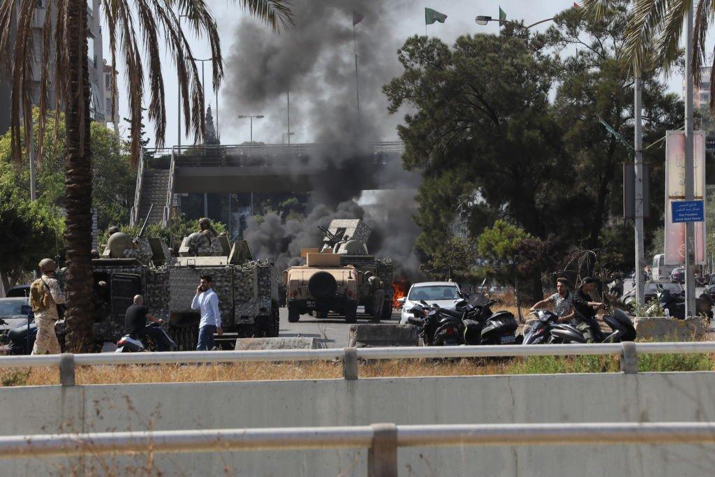 Protesto no Líbano deixa ao menos 6 mortos e expõem crise política