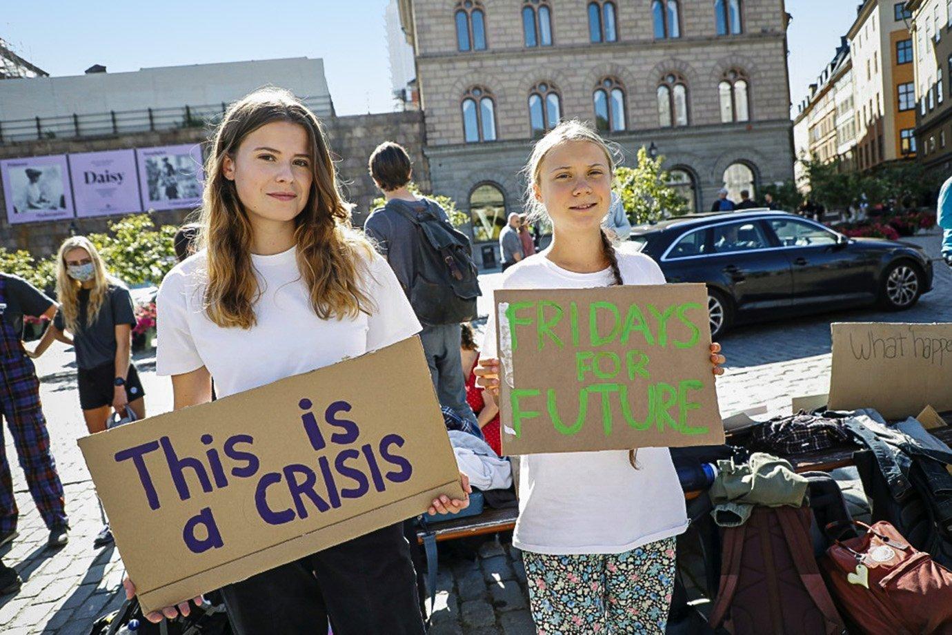 Jovens sentem culpa, tristeza e ansiedade com futuro do clima