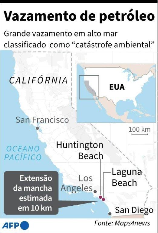 urn newsml afp.com 20211004 35dc3a15 be33 4a08 a591 230346bcc924 ipad Huge oil spill threatens California's beaches and wildlife